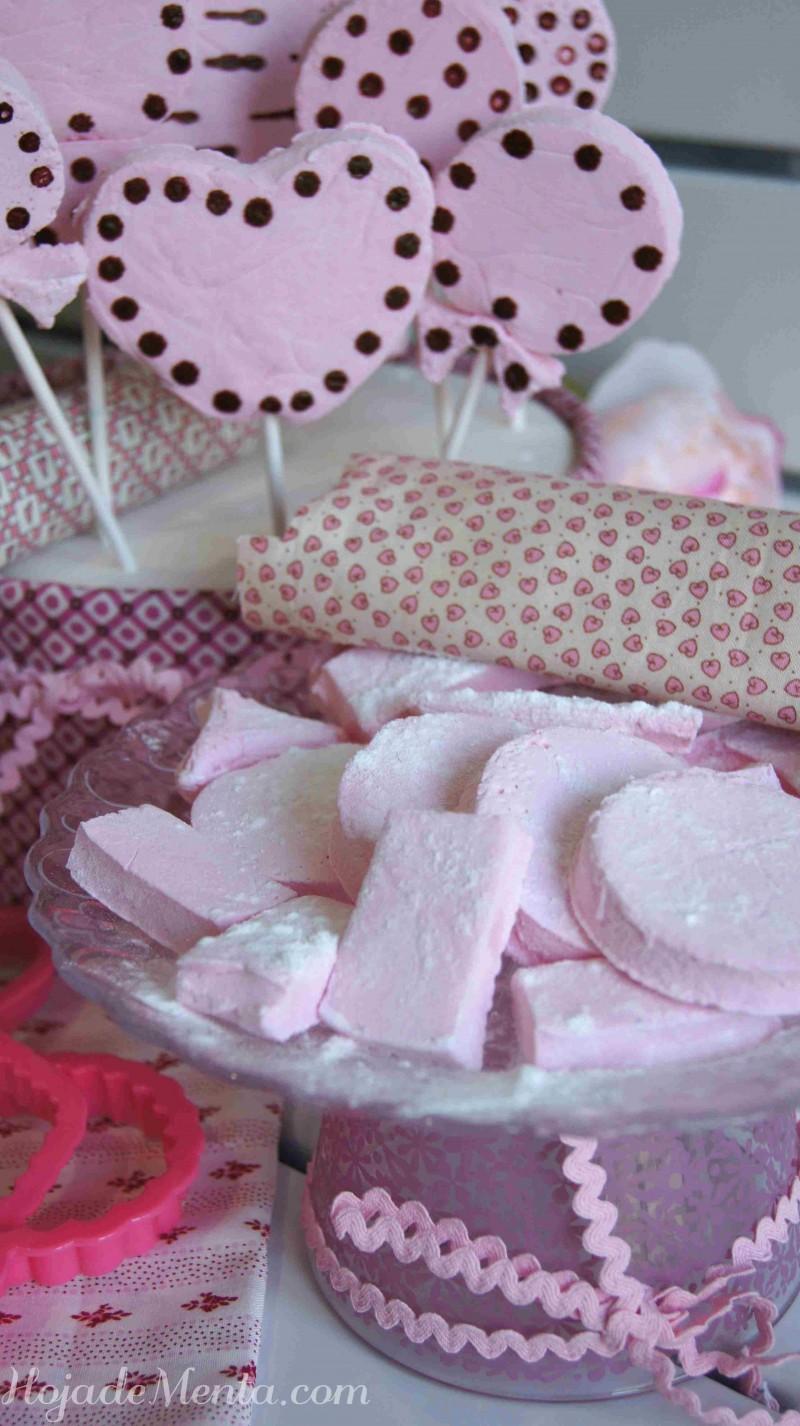 Nubes dulces para HojadeMenta