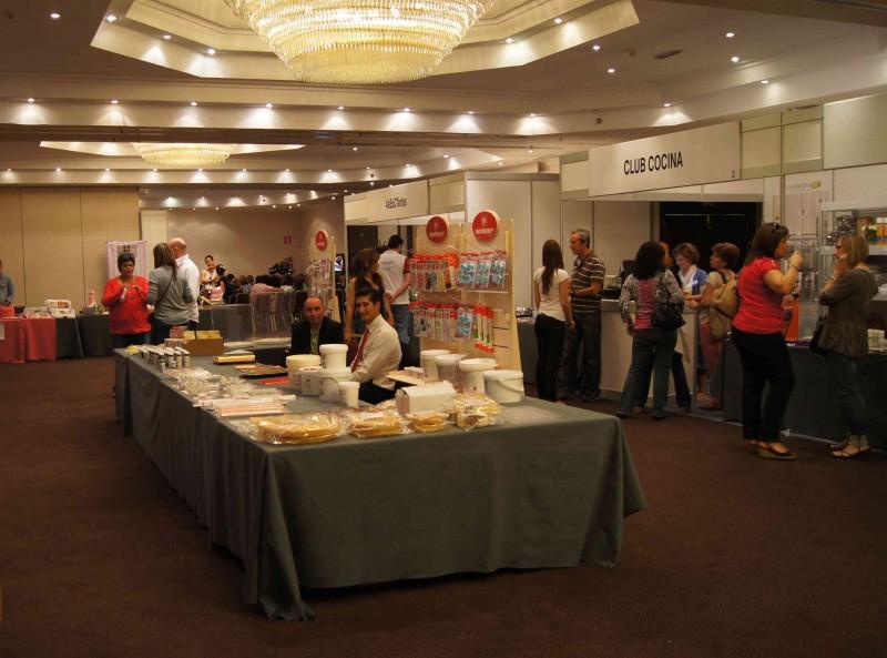 Plano general de Feria de reposteria Sugar09_2012 por HojadeMenta